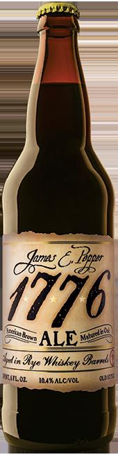 James E Pepper Beer