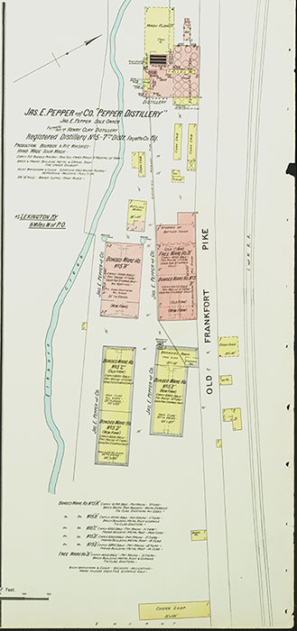 Pepper Distillery Site Plan