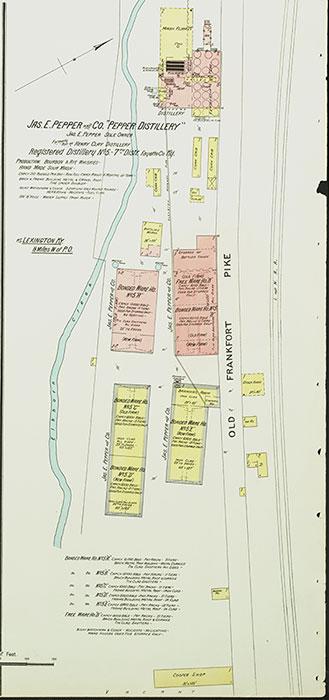 Pepper Distillery Site Plan