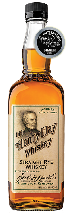 Henry Clay Straight Rye - 86 Proof