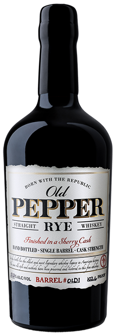 Old Pepper - Single Barrel Selections