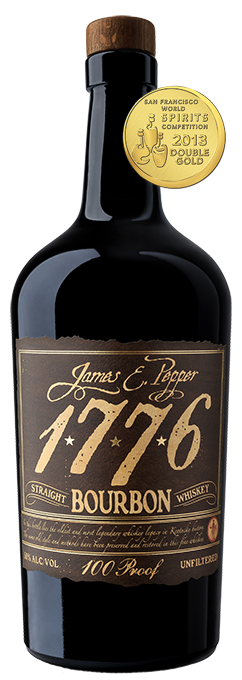 James E Pepper Bourbon 100 Proof