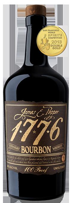 James E Pepper Bourbon 100 Proof