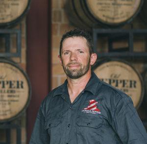 Aaron Schorsch Master Distiller