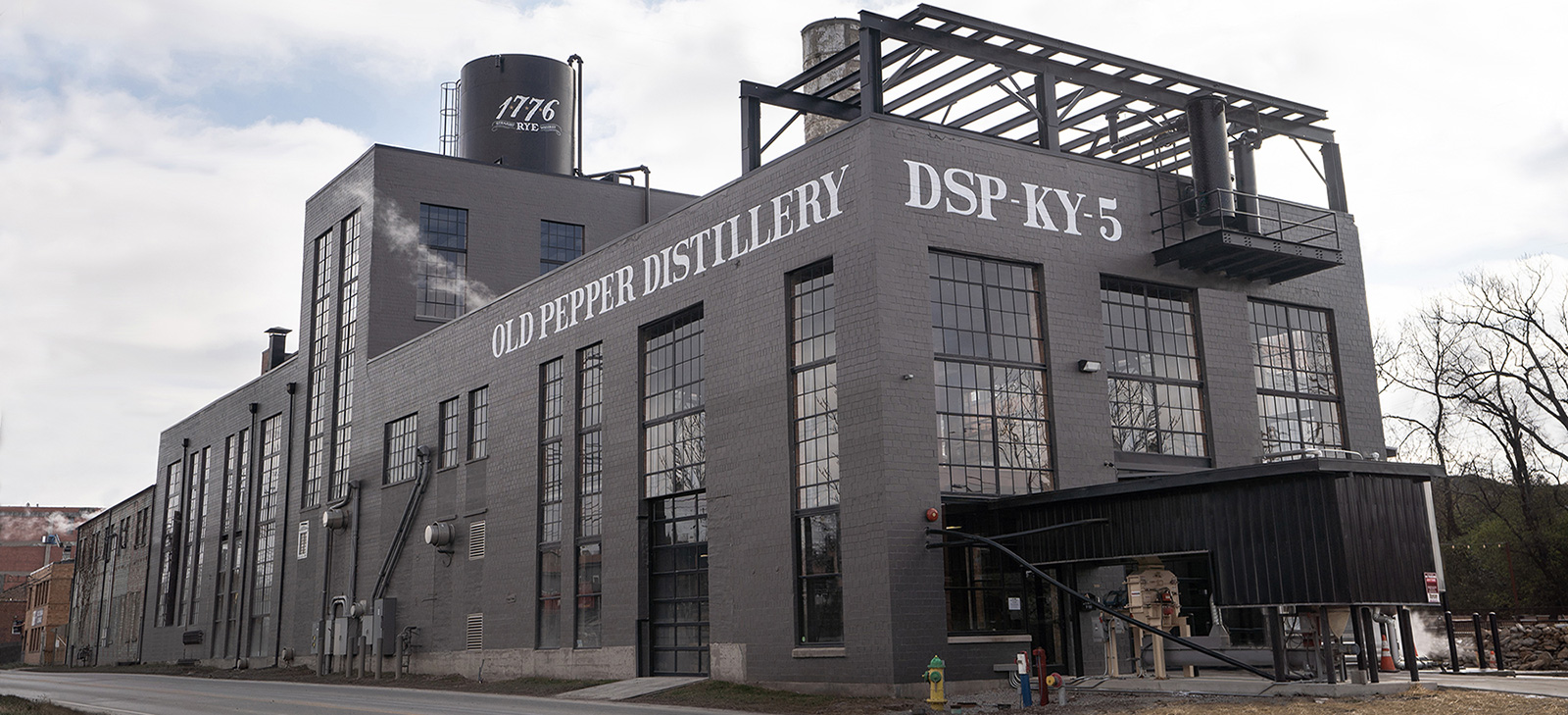 James E  Pepper – Bourbon Whiskey Distillery Tours