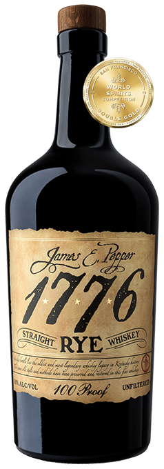 James E Pepper Rye 100 Proof